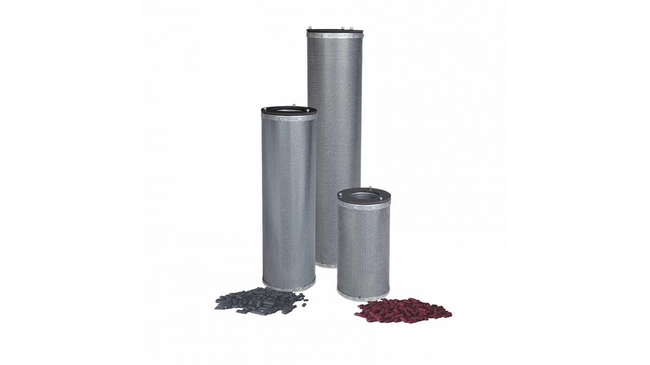 Kompakt, aktívszenes és steril szűrők (aktívszén)